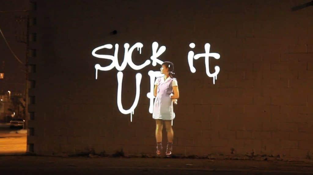 Graffiti Girl, 2016