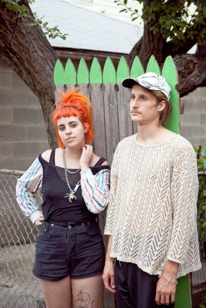 Molly Soda & Aric Miller