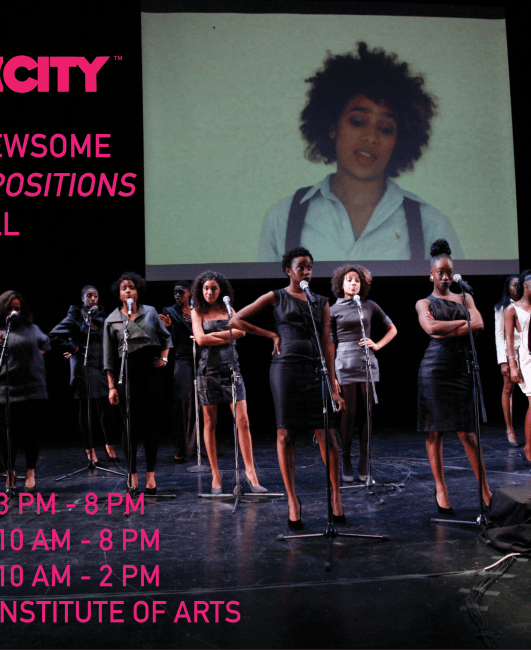 CASTING CALL for African American Female Performers! Auditions this week for Rashaad Newsome's 'Shade Compositions' at DLECTRICITY!!