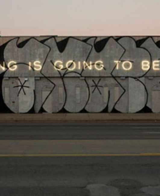MOCAD announces Martin Creed installation for DLECTRICITY