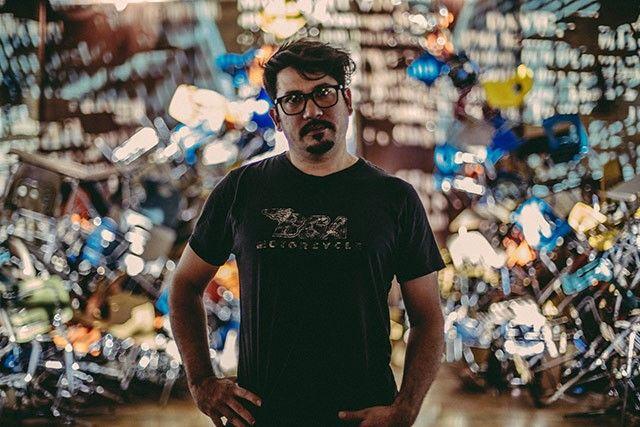 Ricardo Rivera, director of Klip Collective