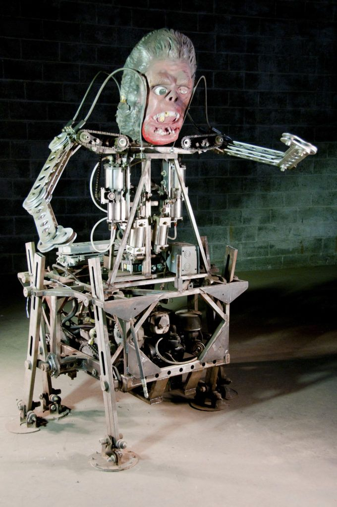 Apetechnology Robot