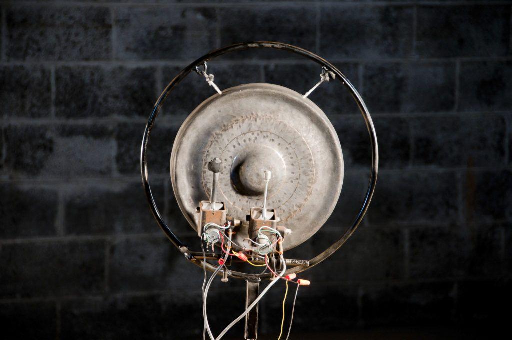Apetechnology Robotic Gamelan Drum
