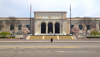 DLECTRICITY Site #10: The Detroit Institute of Arts