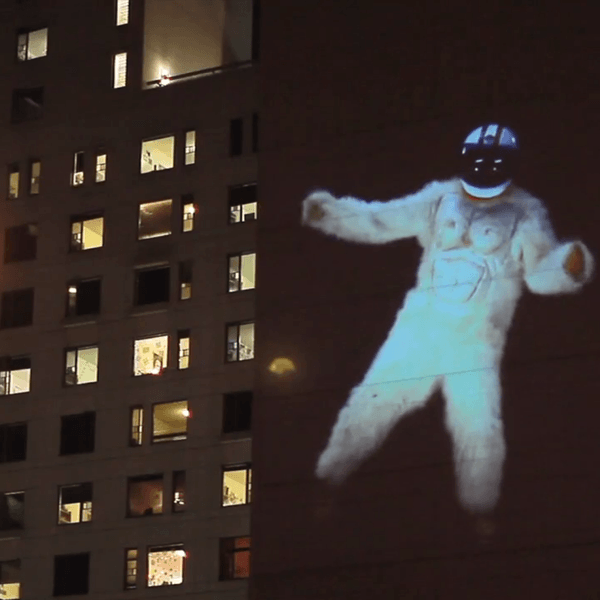 Space Monkey at DLECTRICITY 2012