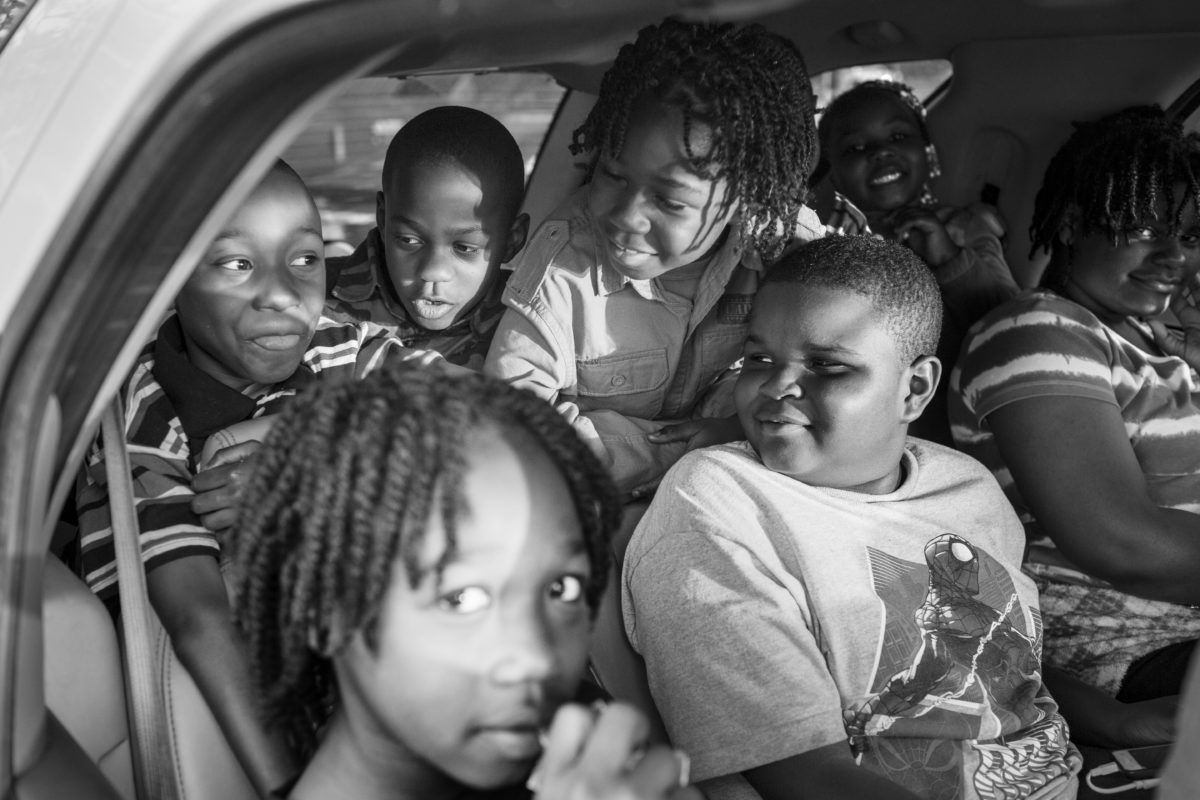 Facing Change: Documenting Detroit Bringing Photography to Dlectricity