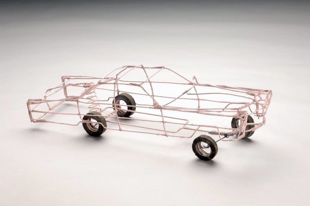WAWAD Wire Car