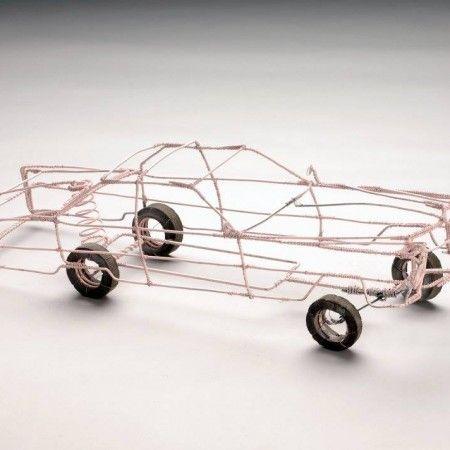 WAWAD Wire Car